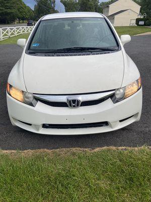 2011 Honda Civic LX Sedan for Sale in Silver Spring, MD