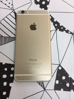 IPhone 6 (64 GB) Excellent Condition With Warranty for Sale in Cambridge, MA