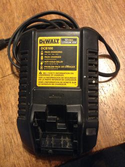 Dewalt 12V charger for Sale in Wapato,  WA