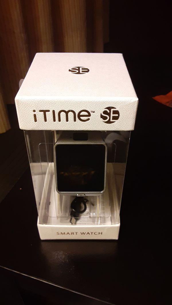I time SE smart watch