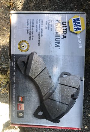 Ultra premium brakes pad for Sale in Silver Spring, MD