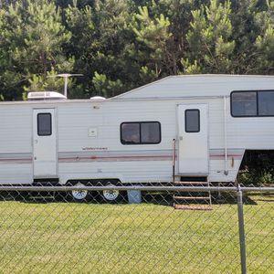 1992 Wilderness RV/Fifth Wheel Camper for Sale in Pachuta, MS
