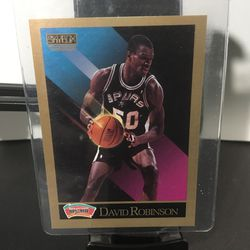 1990 SkyBox David Robinson #260 Basketball Card for Sale in Bellwood,  IL