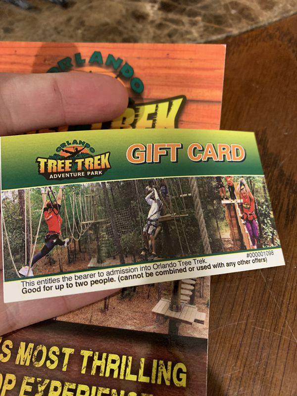 Orlando Tree Trek Admission