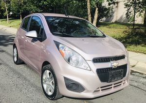 $5500 •• 2013 Chevrolet Spark • Champagne Pink •• Uber / Lyft Ready for Sale in Washington, DC