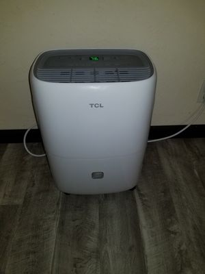 TCL dehumidifier for Sale in Selma, CA