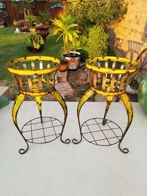 Metal Plant Stands for Sale in Wylie, TX