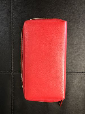 Red wallet from Amazon. for Sale in San Jose, CA