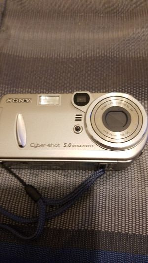 Sony Cybershot DSC-P92 Digital Camera for Sale in Austin, TX
