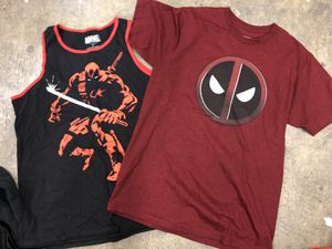 Deadpool clothes for Sale in Claremont, CA