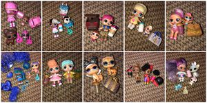 LOL dolls and pets for Sale in Hillsboro, OR