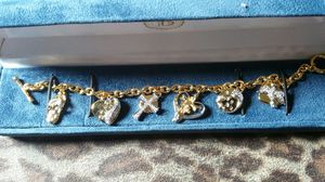 Brand New Footprints in the Sand Devotion Bracelet from The Bradford Exchange for Sale in Pittsburgh, PA