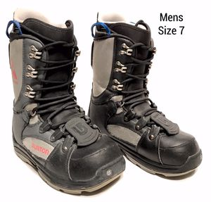 Mens Burton Snow Boots (Size 7) for Sale in Beaverton, OR