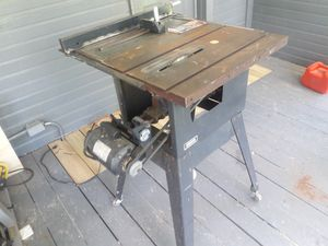 Table saw for Sale in Moore, OK