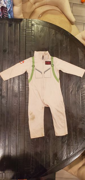 Baby Ghostbusters one piece costume 18m-24m for Sale in West Covina, CA