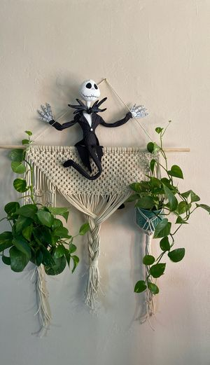 Macramé plant holder handmade for Sale in Hayward, CA