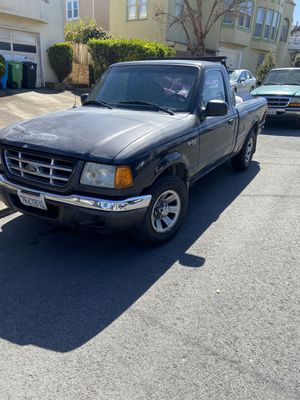 2001 ford ranger. Smog and registration in hand. Tires brand new for Sale in San Francisco, CA