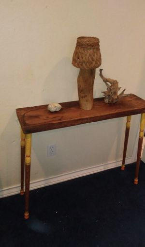 Handmade access console table for Sale in Austin, TX