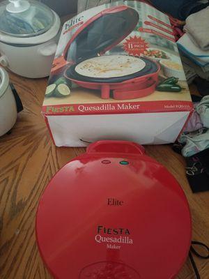 Quesadilla maker for Sale in Marysville, WA