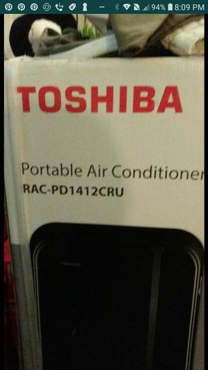 BRAND NEW PORTABLE AC UNIT 14000 BTU for Sale in Pacifica, CA