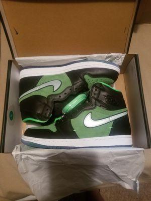 New Jordan 1 Retro Zen Green size 8 for Sale in Philadelphia, PA