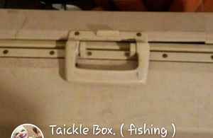 Tackle box ( fishing ) for Sale in Wichita, KS