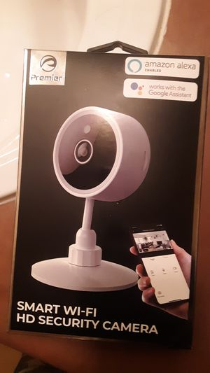Smart Wifi HD Security Camera for Sale in Fresno, CA
