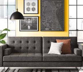Like New Modern Convertible Sofa Sleeper for Sale in Culver City,  CA