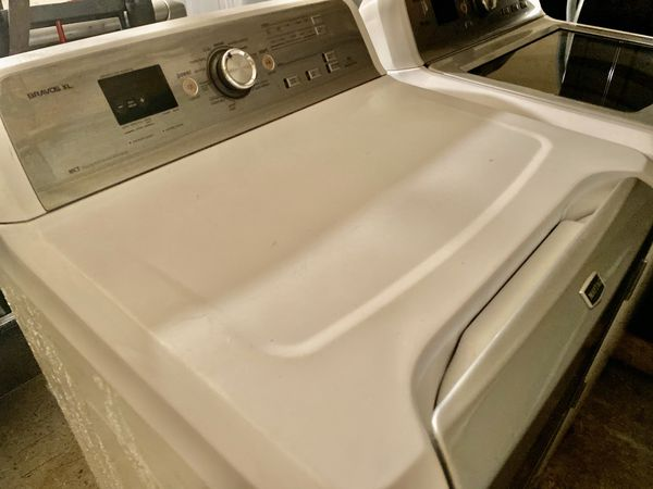 Maytag Bravos He Xl Washer Amp Dryer Set Electric For