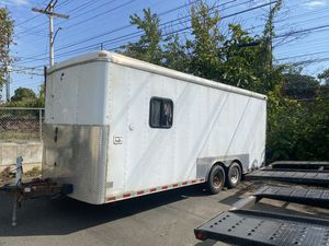 20ft x 8ft enclosed trailer for Sale in West Haven, CT
