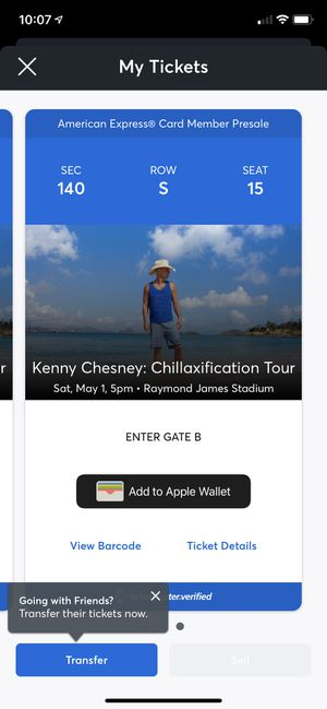 Kenny chesney for Sale in Brooksville, FL