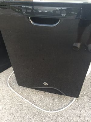 Dishwasher black for Sale in West Palm Beach, FL