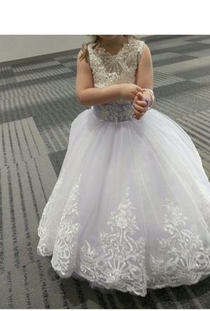 Princess/ flower girl/ pageant dress for Sale in Johnstown, OH