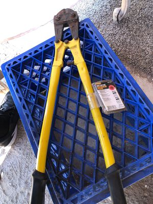 Workforce bolt cutter for Sale in Tucson, AZ
