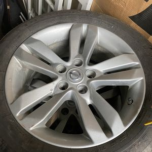 Nissan Rims And Tires for Sale in Leland, IL