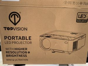 TOPVISION led projector for Sale in Perris, CA