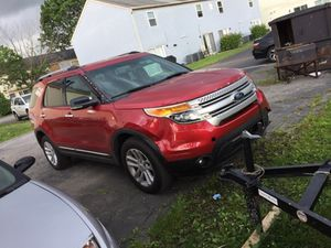 Ford explorer 2012 for Sale in Columbus, OH
