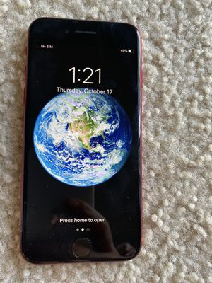 iPhone 8. Unlocked. With box. (No earphone, no charger) for Sale in Mt. Juliet, TN