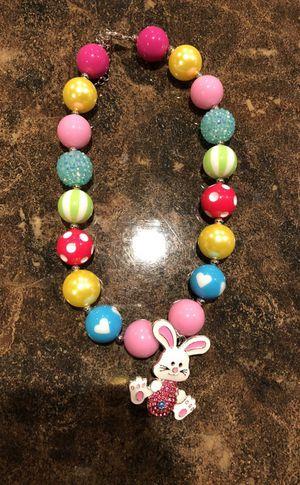 Girls bubblegum necklace for Sale in Midland, TX