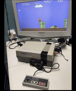 Nintendo nes Super Mario bro for Sale in Miami, FL