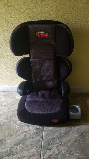 Disney cars booster seat for Sale in Fort Pierce, FL
