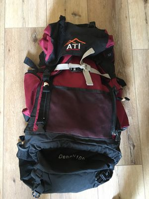 Large Backpack for hiking for Sale in Clovis, CA