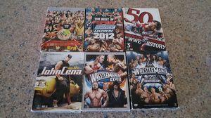 6 WWE 3 disc sets for Sale in Saint Cloud, FL