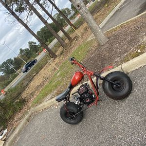 212cc Coleman Over sized Minibike for Sale in Chesapeake, VA