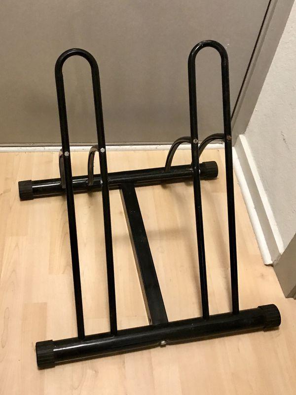 Double / Dual bike stand