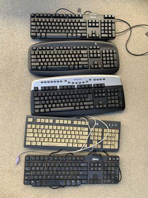 Computer keyboard for Sale in La Puente, CA