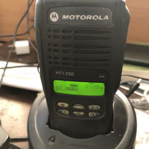 Motorola Ht-1250 Uhf 403/470 Mhz for Sale in Silver Spring, MD