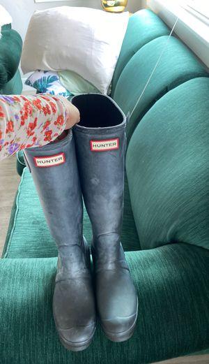 Hunter rain boots for Sale in Orem, UT