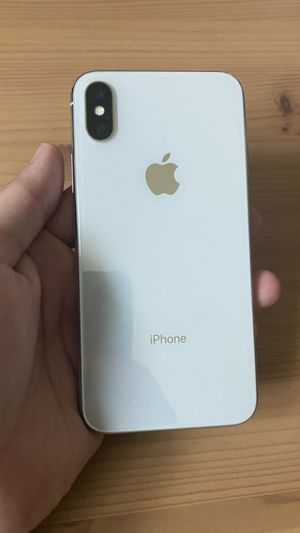 iPhone x for Sale in Morriston, FL