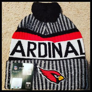 AUTHENTIC NFL FOOTBALL WINTER BEANIE HAT. for Sale in Washington, DC
